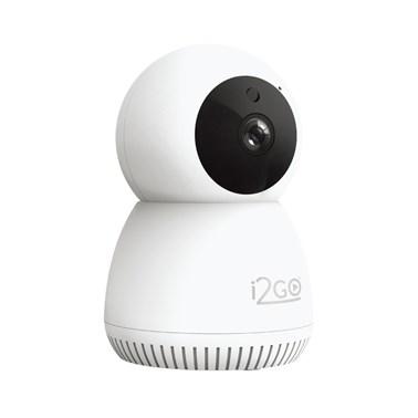 Câmera Inteligente Wi-Fi 360° FULL HD 1080p i2GO - i2GO Home