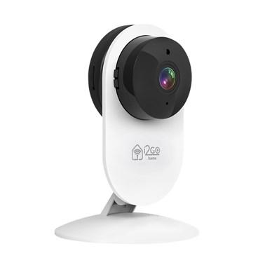 Câmera Inteligente Wi-Fi Slim FULL HD 1080p i2GO - i2GO Home