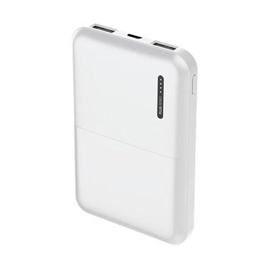 Carregador Portátil i2GO 4000mAh 2 Saídas USB Branco - i2GO Basic