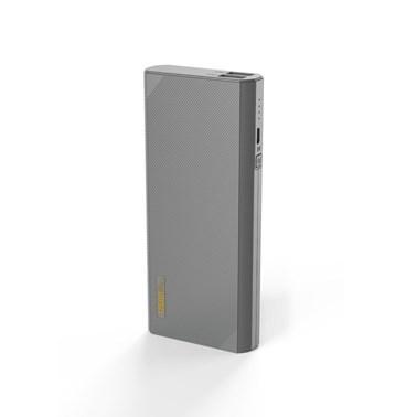 Carregador Portátil (Power Bank) i2GO 12500mAh 2 Saídas USB Chumbo - i2GO PRO