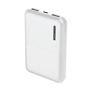 Carregador Portátil (Power Bank) i2GO 4000mAh 2 Saídas USB Branco - i2GO Basic