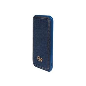Produto Carregador Portátil (Power Bank) i2GO Jeans 5000mAh 2 Saídas USB - Jeans Fashion Series