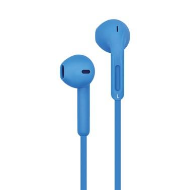Fone de ouvido i2GO Active com microfone 1,2m 103db Azul - i2GO Basic
