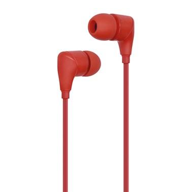 Fone de Ouvido i2GO Intra-Auricular 1,2m 92db Vermelho - i2GO Basic