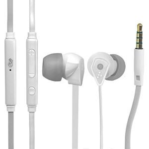 Produto Fone de Ouvido i2GO Intra-Auricular com microfone 1,2m 103db Branco - i2GO PRO