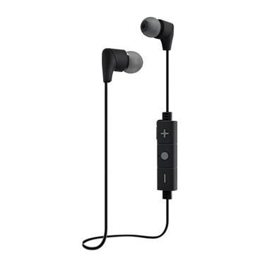 Fone de ouvido i2GO Street Go Bluetooth com Microfone 30cm Preto com Cinza - i2GO Plus