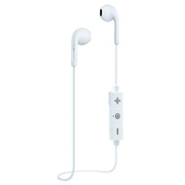 Fone de ouvido i2GO Urban Go Bluetooth com Microfone 30cm Branco com Cinza - i2GO Plus