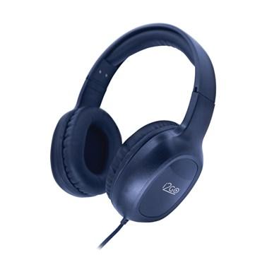 Headphone com Microfone Bass Go DEEP PLUE i2GO 1,2m Azul - i2GO Plus