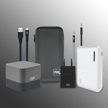 Kit Completo Caixa de Som Mini Sound GO -  i2GO Basic
