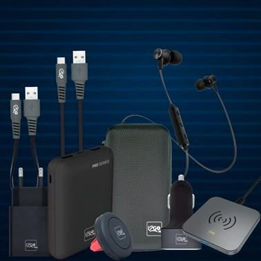 Kit Completo de Acessórios para Smartphone Android (Cabo USB-C)  - i2GO