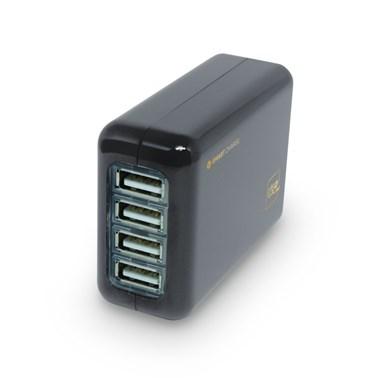 Tomada + Extensão 4 USB i2GO Entrada 110-250V Saída DC 5V/3.4A - i2GO PRO