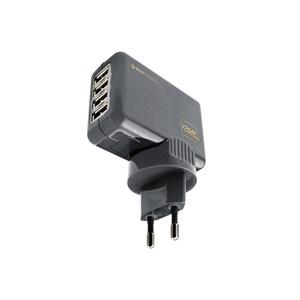 Produto Tomada + Extensão 4 USB i2GO Entrada 110-250V Saída DC 5V/3.4A - i2GO PRO
